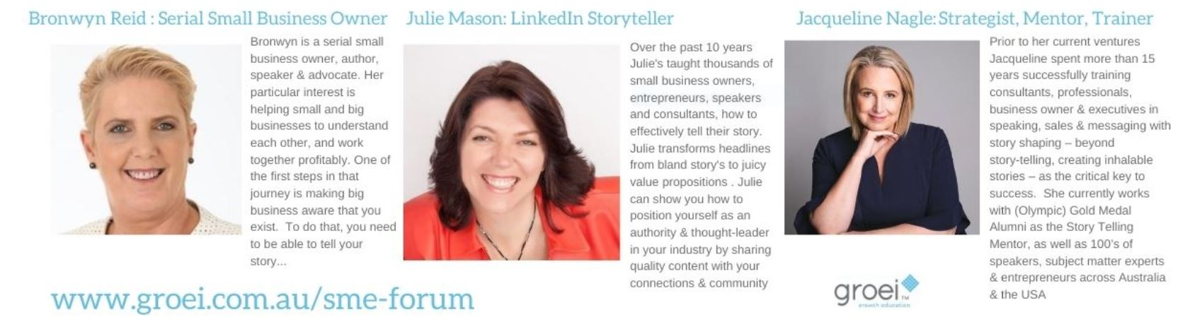 Craft your Business Story